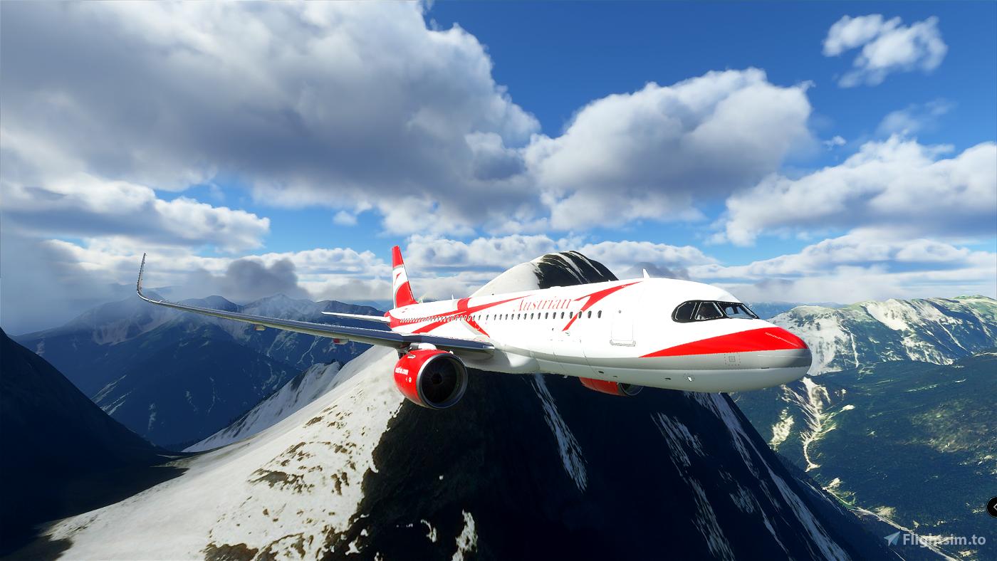 Austrian Flight Simulator 2020