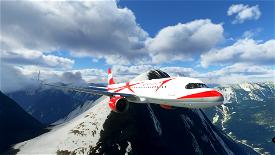 Austrian Image Flight Simulator 2020