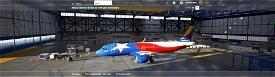 Southwest Airlines Lone Star One Image Flight Simulator 2020