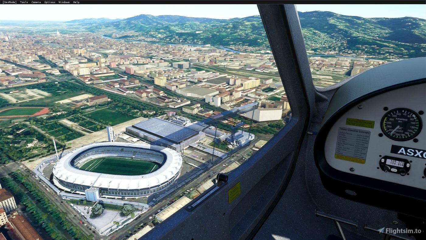 Turin Landmarks, Italy
