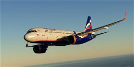 Aeroflot Russian Airlines A320neo VP-BPQ
