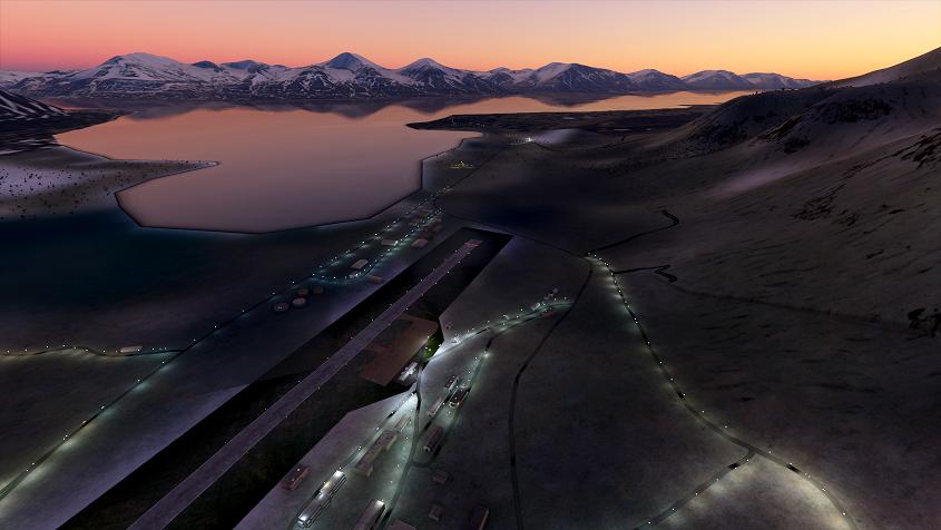 ENSA - Svalbard/Svea