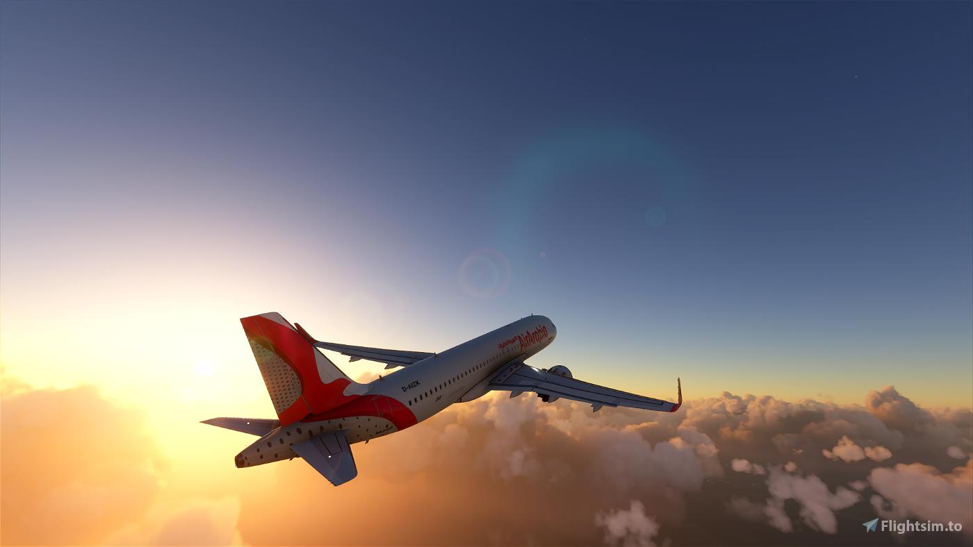 Air Arabia Flight Simulator 2020
