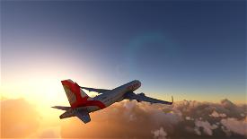 Air Arabia Image Flight Simulator 2020