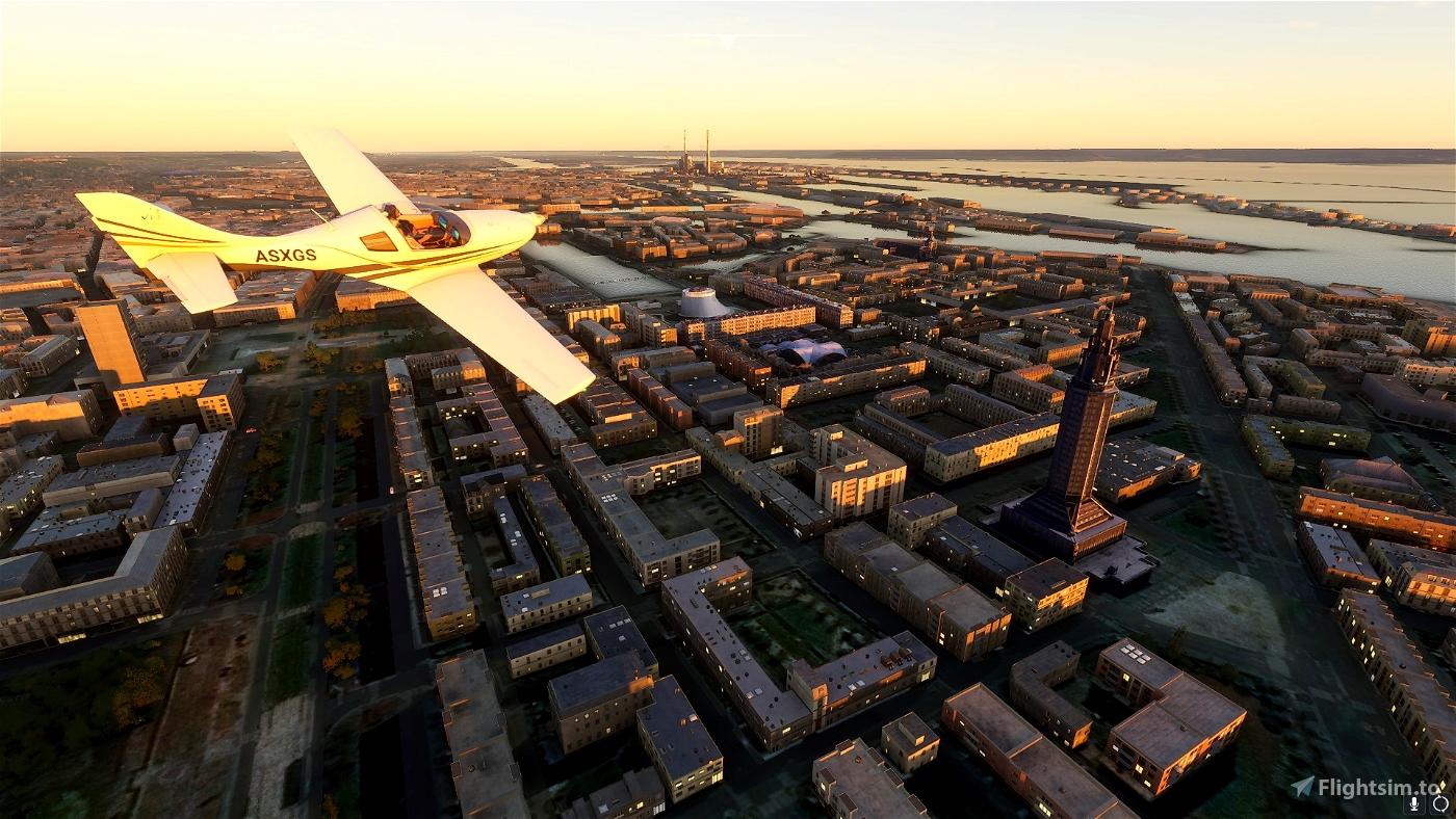 Le Havre - Landmarks V 1.1