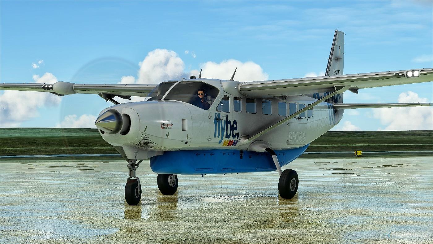 Cessna 208B Grand Caravan Flybe