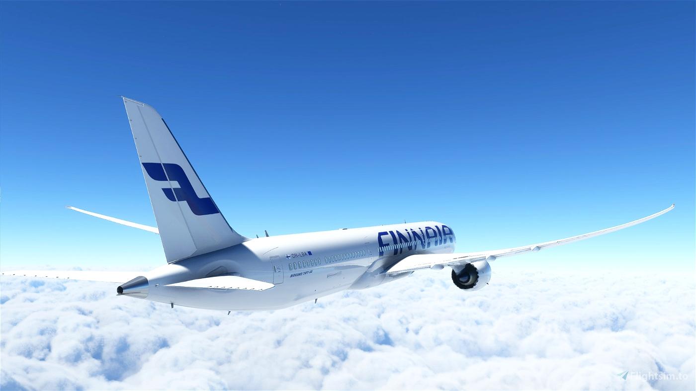 Boeing 787 - Finnair Flight Simulator 2020