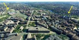 Limoges, France - Landmarks Microsoft Flight Simulator