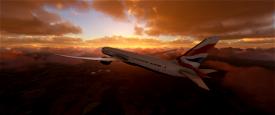Real Life 787-10 Minipack Image Flight Simulator 2020