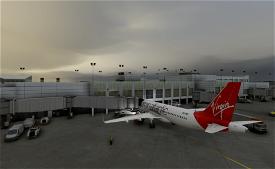 A320 Neo Virgin Atlantic Image Flight Simulator 2020