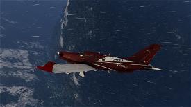 TBM 930 - Red Wine Image Flight Simulator 2020