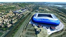 Le Havre - Landmarks V 1.1 Microsoft Flight Simulator