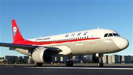 CSC A320neo Image Flight Simulator 2020