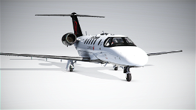 Citation CJ4 Air Canada (with custom Interior) UPDATED Image Flight Simulator 2020