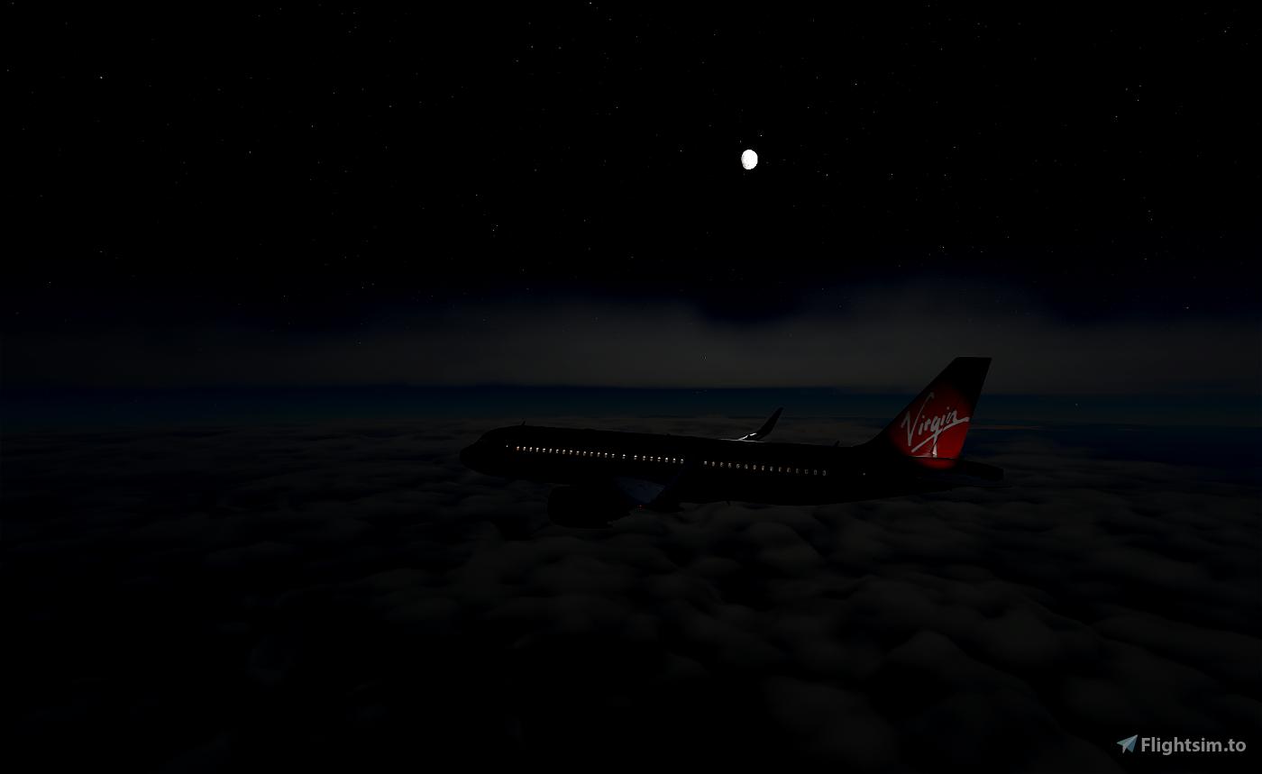 A320 Neo Virgin Atlantic