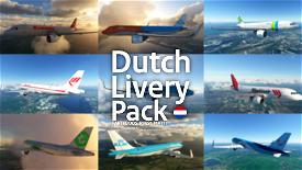 Dutch Livery Pack Image Flight Simulator 2020