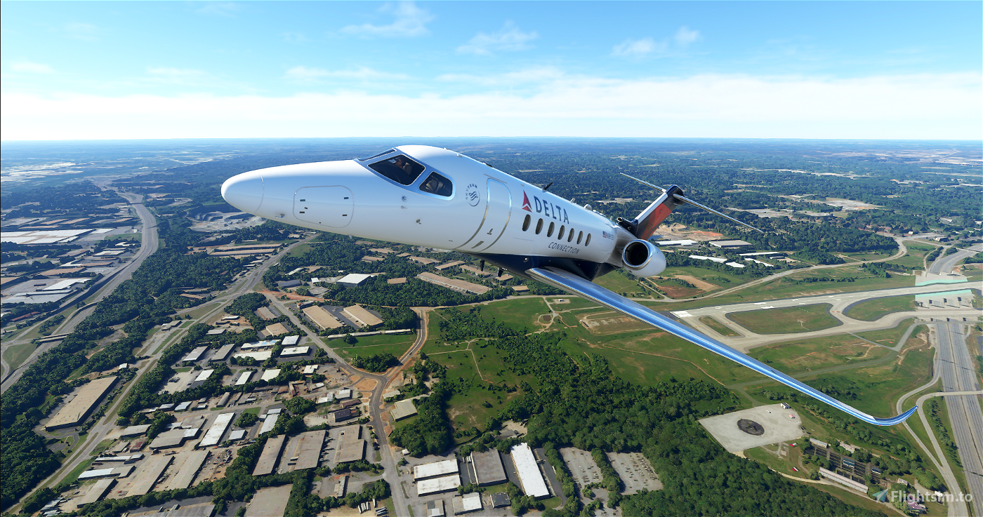 Delta Connection Longitude