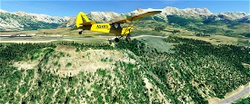 Tree Height Modification VERSION 2.0 for MFS2020 (shorter, realistic trees)  Image Flight Simulator 2020