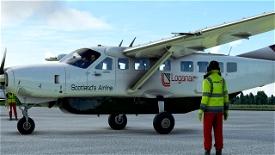 Cessna 208B Grand Caravan LoganAir Image Flight Simulator 2020
