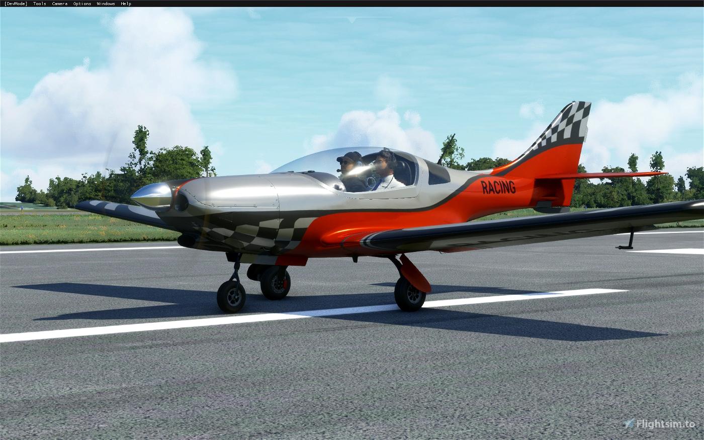 JMB VL-3 Racing Livery (5 colors) Flight Simulator 2020