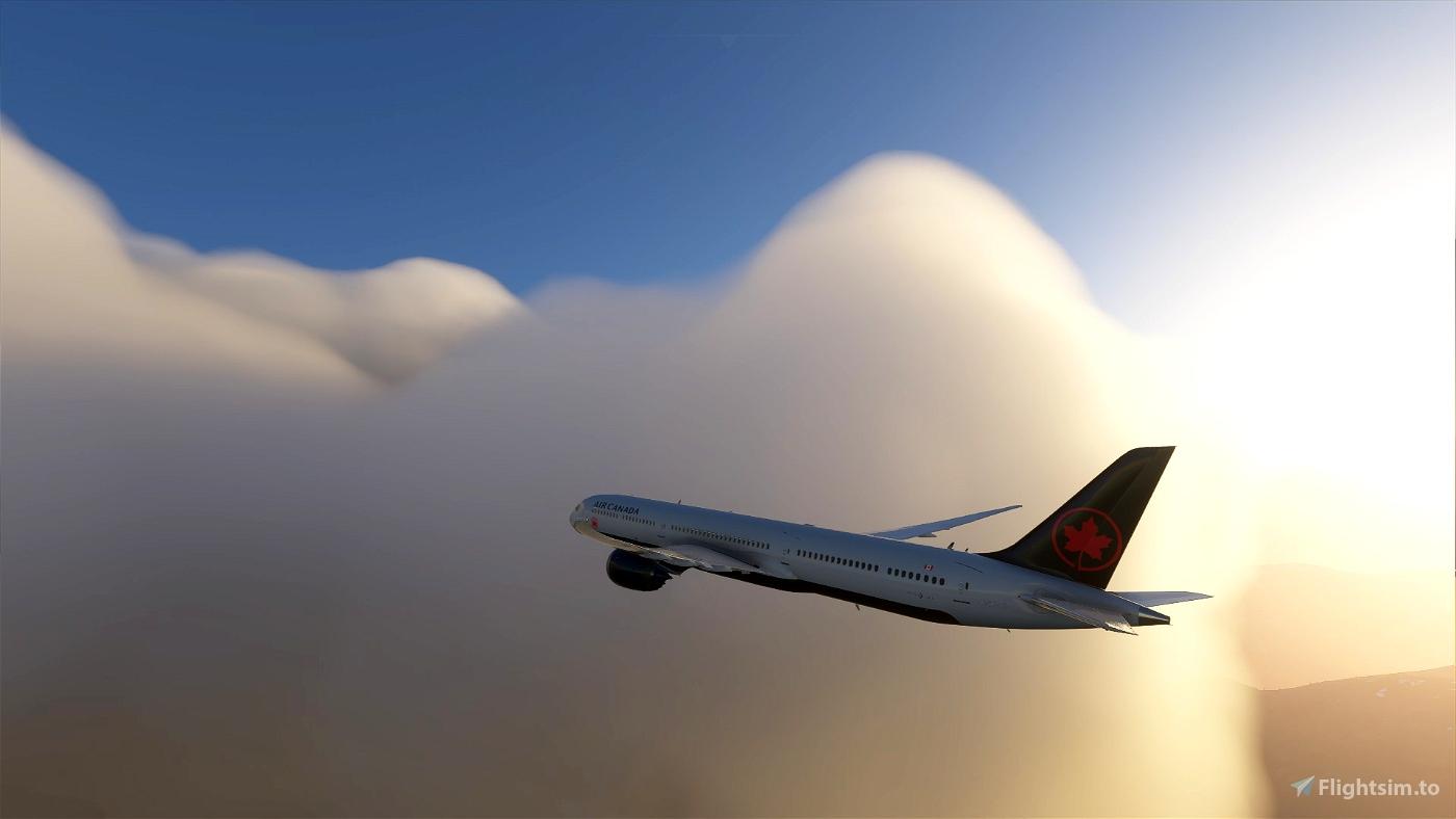 Air Canada  | NEW METHOD Flight Simulator 2020