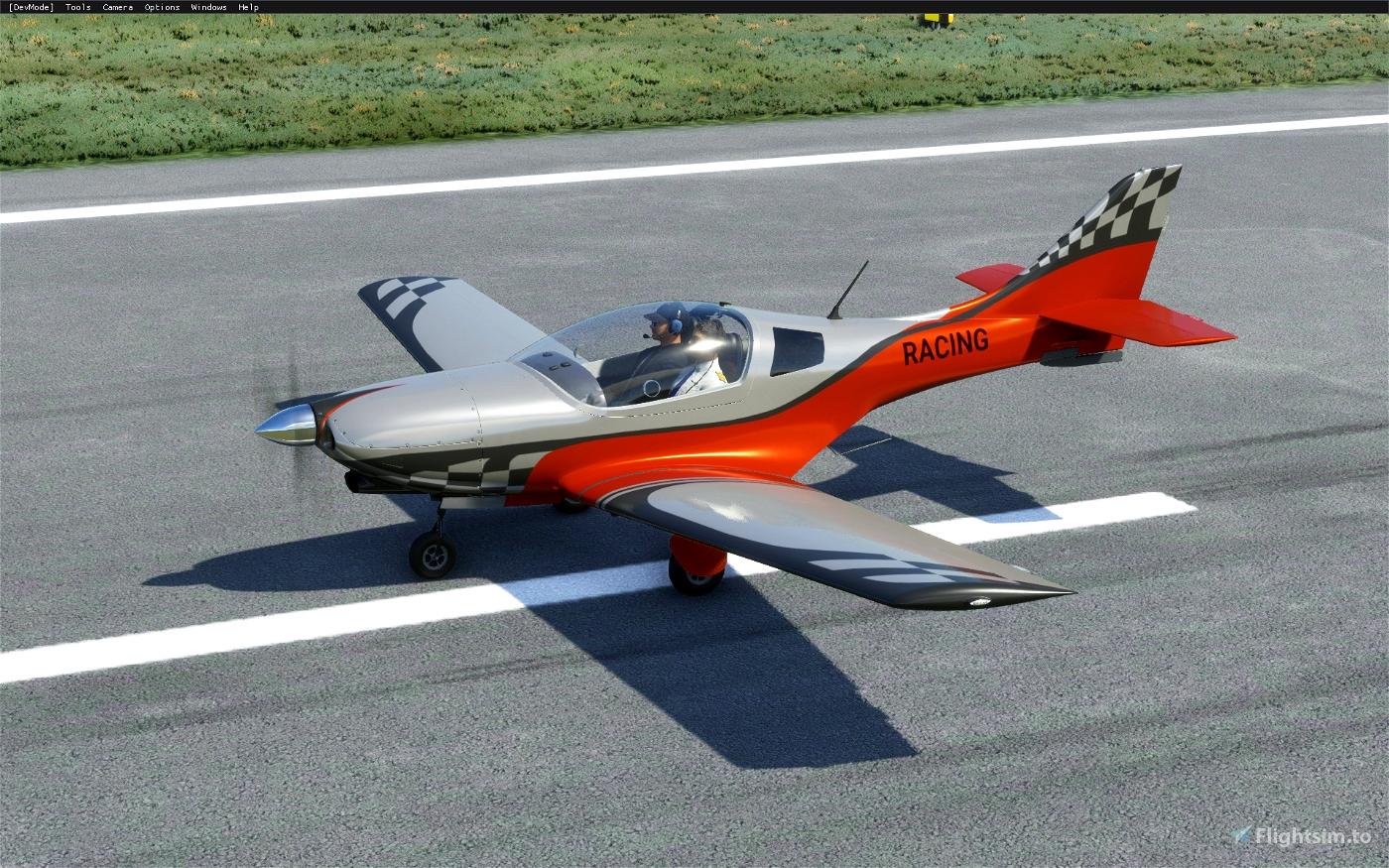 JMB VL-3 Racing Livery (5 colors)