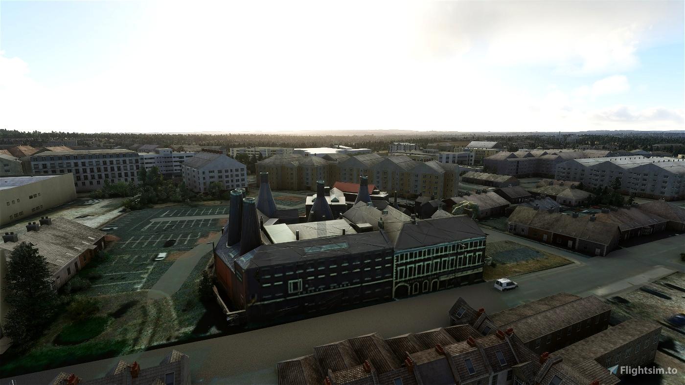 Stoke-on-Trent Landmarks