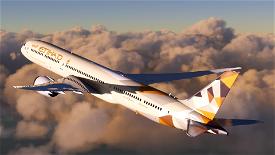 Etihad - B787 Image Flight Simulator 2020