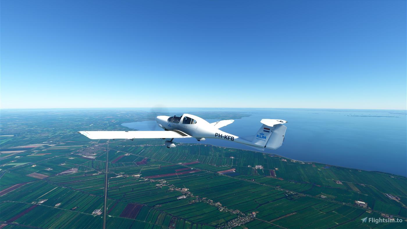 KLM DA40 TDI