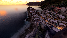 Cinque Terre - Italy Image Flight Simulator 2020