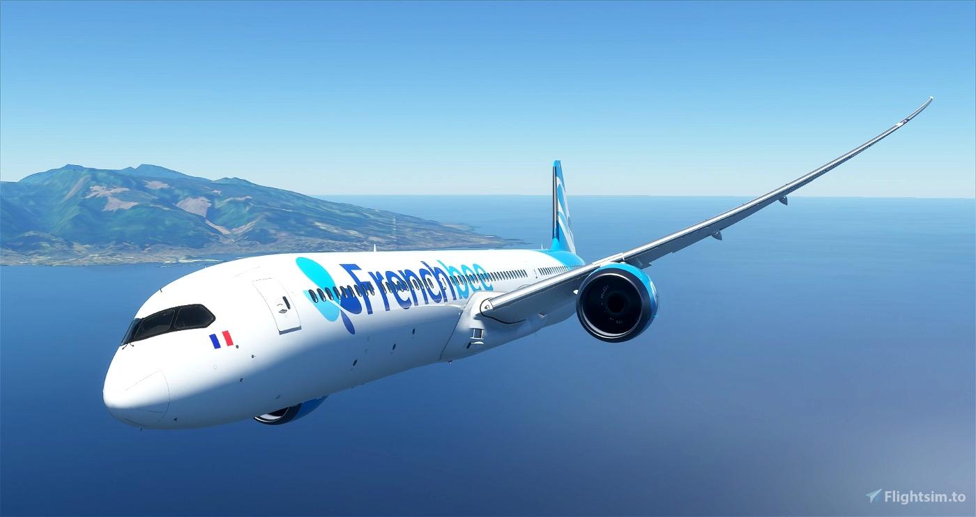 French Bee 787-10 [UpDate] Flight Simulator 2020