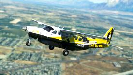 Factory Demonstration Cessna 208b Grand Caravan EX Livery Image Flight Simulator 2020