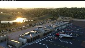Haugesund Airport [ENHD] Image Flight Simulator 2020