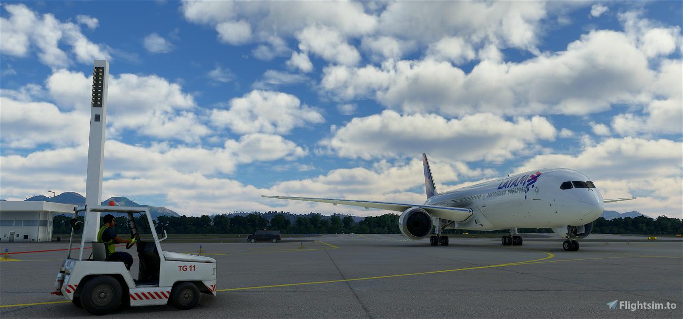 LATAM 787 8K (Chile)