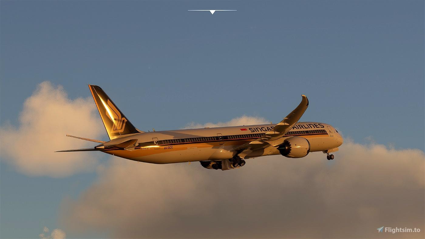 Singapore 787-10