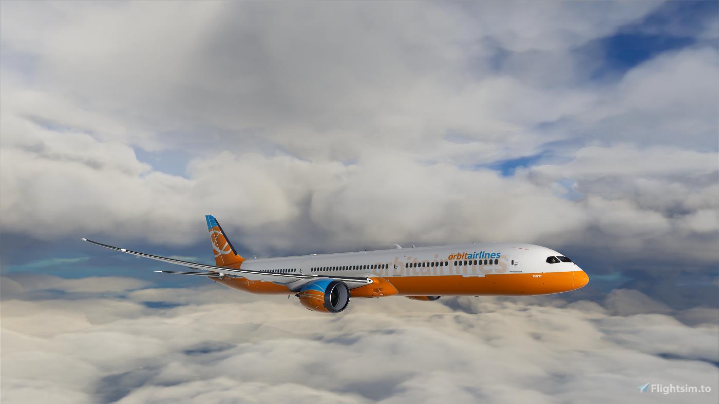 Orbit Airlines - 787