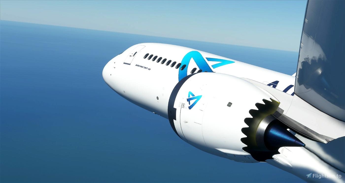 Air Austral 787-10 [UpDate]