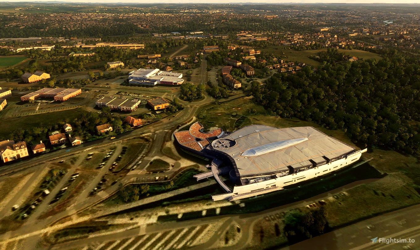 Limoges, France - Landmarks