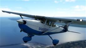 Manston Air Cessna 172 G1000 Image Flight Simulator 2020