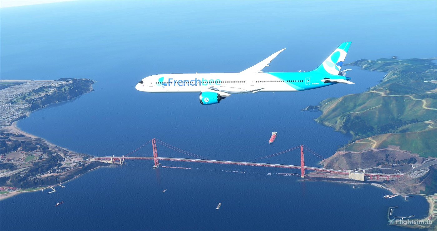 French Bee 787-10 [UpDate]