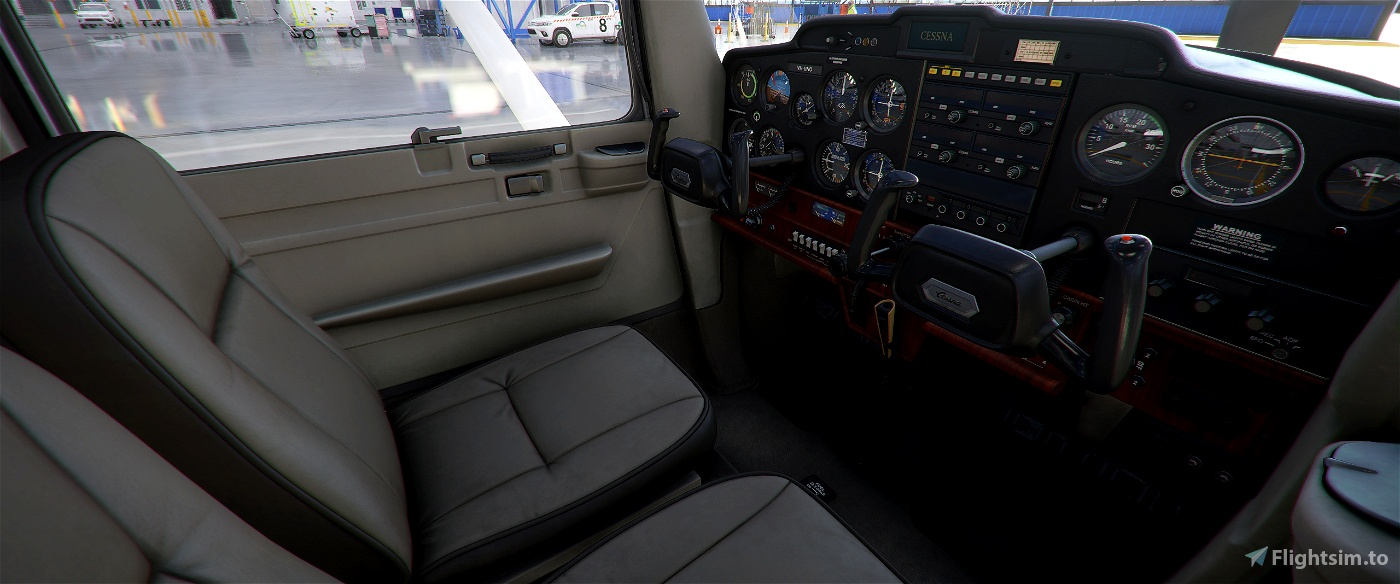 C152 Liveries Pack - With new cockpits