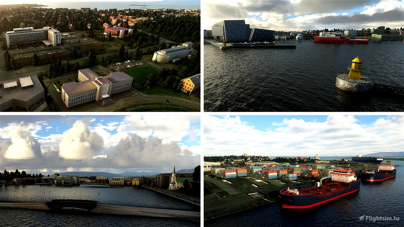Iceland Overhaul