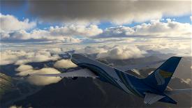 Oman Air | NEW METHOD Image Flight Simulator 2020