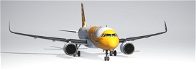 A320neo Scoot Airlines Image Flight Simulator 2020