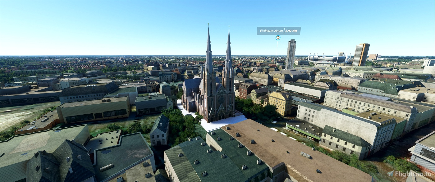 Eindhoven Scenery Pack