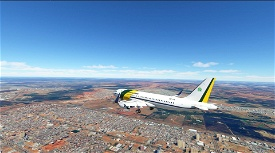 Brazilian Air Force One Image Flight Simulator 2020