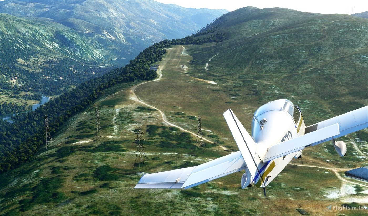 Altisurface  LF0652 Cipières Flight Simulator 2020