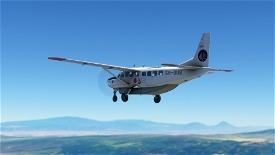 Coastal Aviation 5H-GUS Cessna 208B Grand Caravan Livery Image Flight Simulator 2020