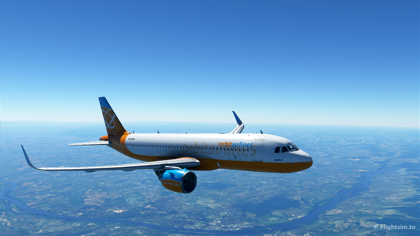 Orbit Airlines - A320neo