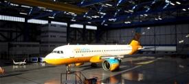 Orbit Airlines - A320neo Microsoft Flight Simulator